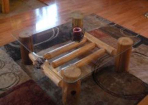 Beau Log Furniture